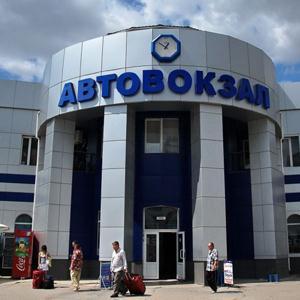 Автовокзалы Ельников