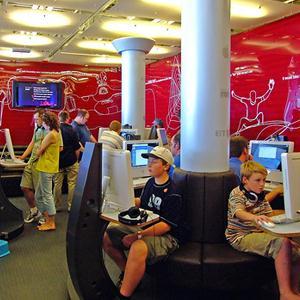Интернет-кафе Ельников