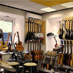 Музыкальные магазины Ельников