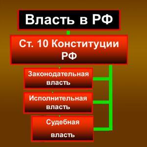 Органы власти Ельников
