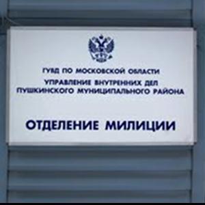 Отделения полиции Ельников