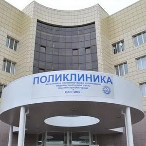 Поликлиники Ельников