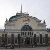 Железнодорожные вокзалы в Ельниках