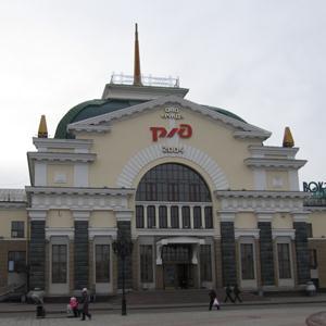 Железнодорожные вокзалы Ельников